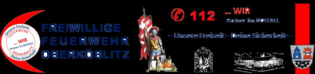 Freiwillige Feuerwehr Oberköblitz