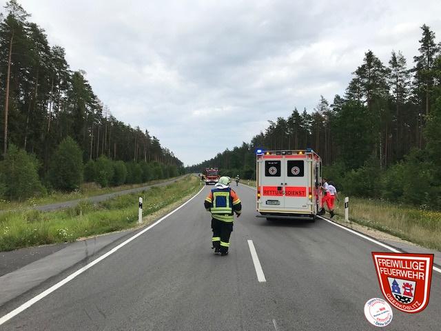 Verkehrsunfall Nürnberg